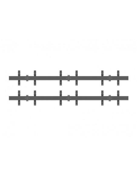 """Multibrackets 5006 kyltin näyttökiinnike 165.1 cm (65"""") Musta Multibrackets 7350073735006 - 4"""