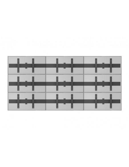 """Multibrackets 5013 kyltin näyttökiinnike 165.1 cm (65"""") Musta Multibrackets 7350073735013 - 13"""
