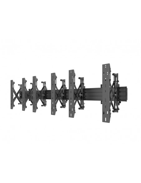 """Multibrackets 5037 kyltin näyttökiinnike 139.7 cm (55"""") Musta Multibrackets 7350073735037 - 3"""