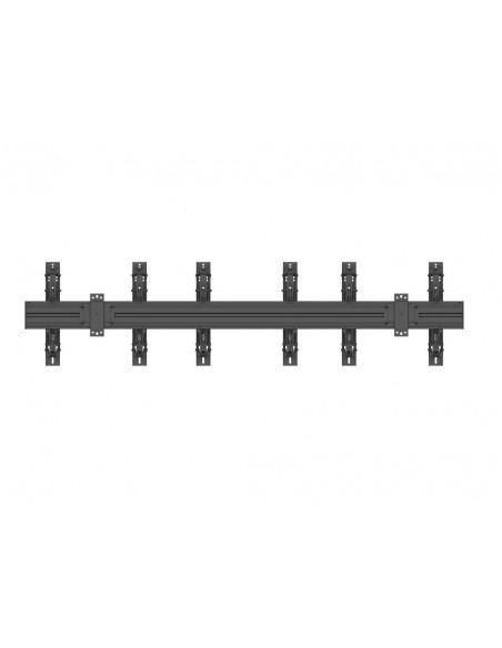 """Multibrackets 5037 fäste för skyltningsskärm 139.7 cm (55"""") Svart Multibrackets 7350073735037 - 4"""