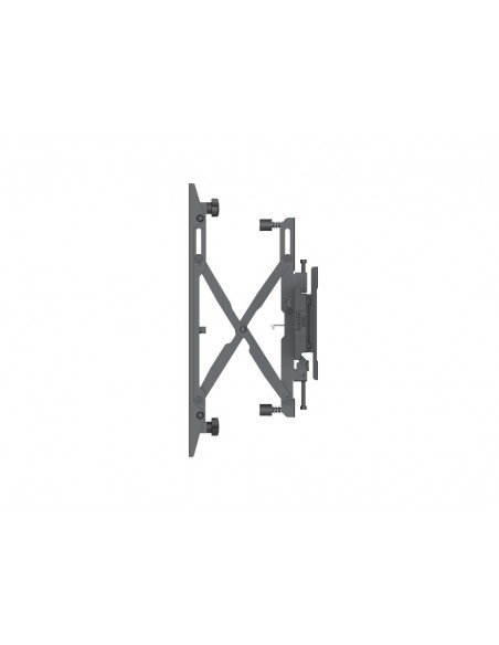 Multibrackets M Wallmount Pro MBW3x2UP Push In Pop Out Black Multibrackets 7350073735044 - 5