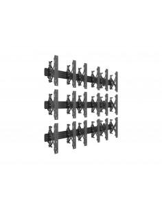 """Multibrackets 5051 fäste för skyltningsskärm 139.7 cm (55"""") Svart Multibrackets 7350073735051 - 1"""