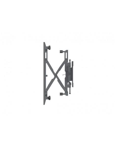 """Multibrackets 5051 kyltin näyttökiinnike 139.7 cm (55"""") Musta Multibrackets 7350073735051 - 5"""