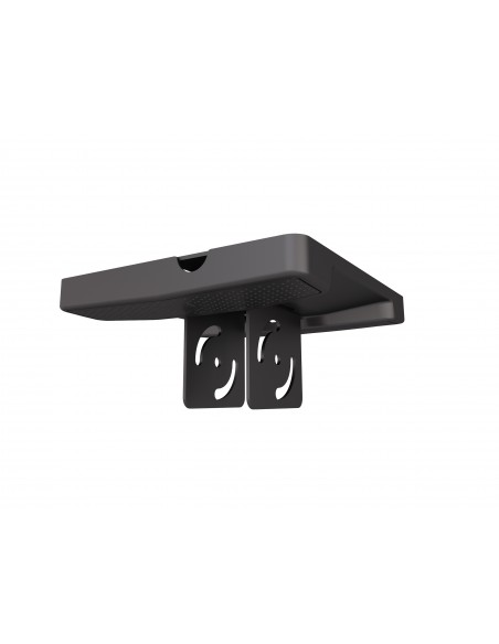 Multibrackets M Pro Series - Ceiling Plate with Plastic Cover Black Multibrackets 7350073735075 - 1