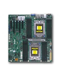 Supermicro H11DSi palvelimen/työaseman emolevy Laajennettu ATX Supermicro MBD-H11DSI-O - 1