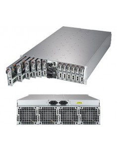 Supermicro 5039MC-H12TRF server 128 GB Rack (3U) Intel® Xeon® 1000 W DDR4-SDRAM Supermicro SYS-5039MC-H12TRF - 1