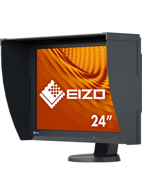 "EIZO ColorEdge CG247X tietokoneen litteä näyttö 61.2 cm (24.1"") 1920 x 1200 pikseliä WUXGA LED Musta Eizo CG247X - 1"