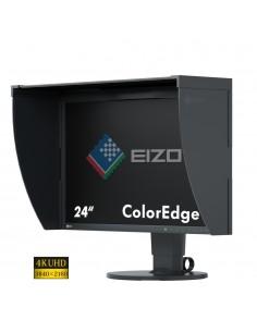 "EIZO ColorEdge CG248-4K LED display 60.5 cm (23.8"") 3840 x 2160 pikseliä 4K Ultra HD Musta Eizo CG248-BK - 1"