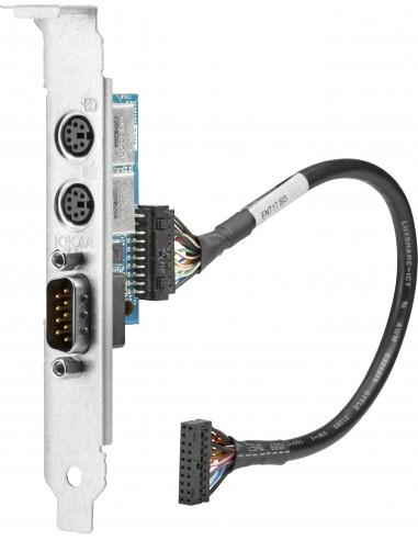 HP 1VD82AA interface cards/adapter Internal PS2, Serial Hp 1VD82AA - 1