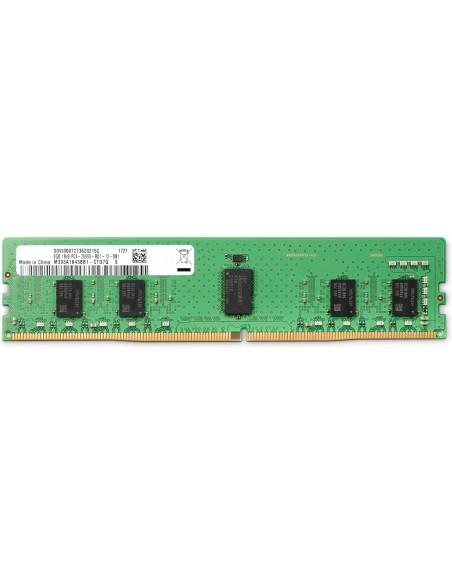 HP 8GB DDR4 2666MHz muistimoduuli 1 x 8 GB ECC Hp 1XD84AA - 2