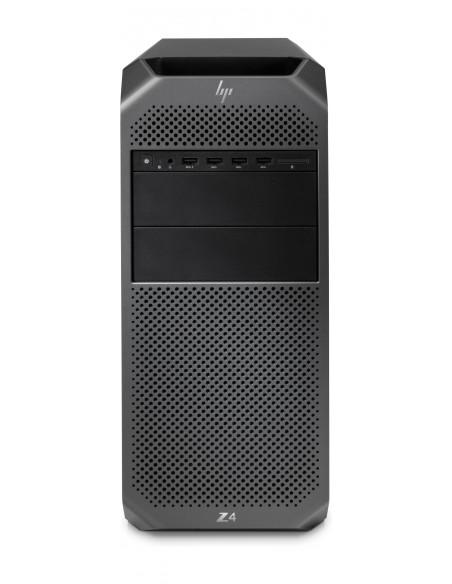 HP Z4 G4 W-2123 Mini Tower Intel® Xeon W 32 GB DDR4-SDRAM 2256 HDD+SSD Windows 10 Pro Arbetsstation Svart Hp 3MB65EA#UUW - 7