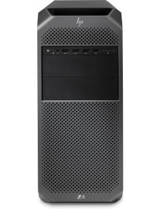 HP Z4 G4 W-2125 Mini Tower Intel Xeon W 16 GB DDR4-SDRAM 1256 HDD+SSD Windows 10 Pro Workstation Black Hp 3MB66EA#UUW - 1