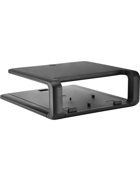 HP Monitor Stand Black Hp M9X76AA - 2