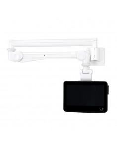 """Newstar FPMA-HAW300 monitorin kiinnike ja jalusta 61 cm (24"""") Valkoinen Newstar FPMA-HAW300 - 1"""