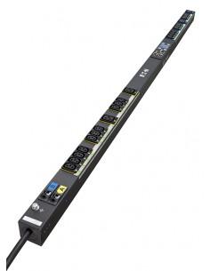 Eaton EMAB18 power distribution unit (PDU) 24 AC outlet(s) 0U Black Eaton EMAB18 - 1