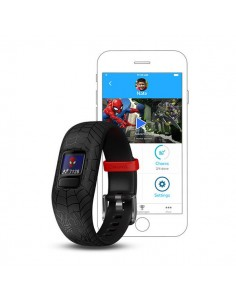 "Garmin vivofit jr2 MIP Wristband activity tracker 1.09 cm (0.43"") Black Garmin 010-01909-17 - 1"