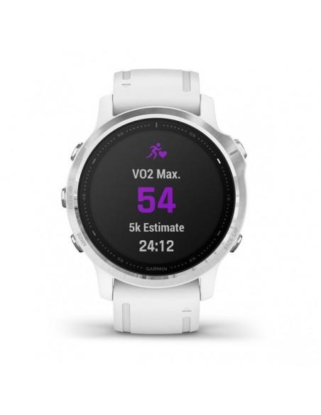 "Garmin fēnix 6S 3.05 cm (1.2"") 42 mm Black, White GPS (satellite) Garmin 010-02159-00 - 8"