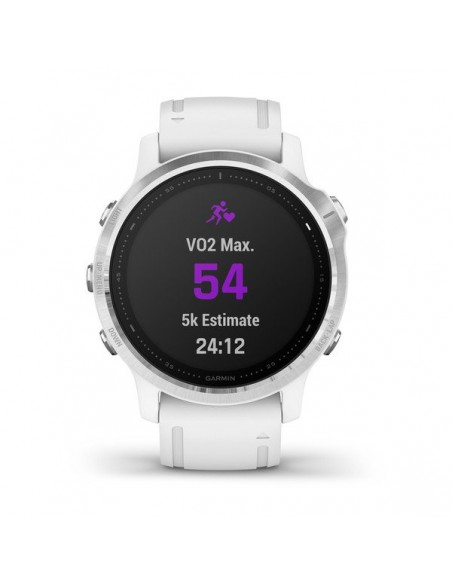 "Garmin fēnix 6S 3.05 cm (1.2"") 42 mm Svart, Vit GPS Garmin 010-02159-00 - 8"
