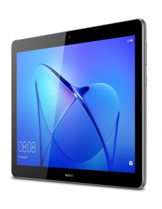 "Huawei MediaPad T3 4G LTE 16 GB 24.4 cm (9.6"") Qualcomm Snapdragon 2 Wi-Fi 4 (802.11n) Android 7.0 Harmaa Huawei 53010JBK - 1"
