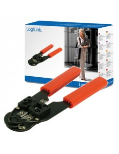 LogiLink Crimping tool for RJ45 Oranssi Logitech WZ0004 - 1