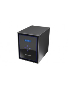 Netgear RN426 NAS Skrivbord Nätverksansluten (Ethernet) Svart Netgear RN426E4-100NES - 1