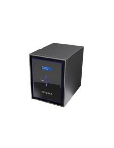 Netgear RN426 NAS Desktop Ethernet LAN Black Netgear RN426E6-100NES - 1
