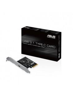 ASUS USB 3.1 TYPE-C CARD liitäntäkortti/-sovitin Sisäinen 3.2 Gen 1 (3.1 1) Asus 90MC03D0-M0EAY0 - 1