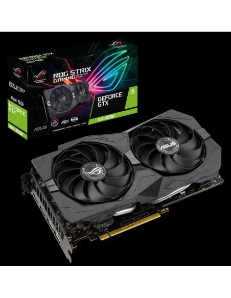 ASUS ROG GTX1660S-A6G-GAMING NVIDIA GeForce GTX 1660 SUPER 6 GB GDDR6 Asus 90YV0DW1-M0NA00 - 1