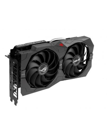 ASUS ROG -STRIX-GTX1650S-O4G-GAMING NVIDIA GeForce GTX 1650 SUPER 4 GB GDDR6 Asus 90YV0E10-M0NA00 - 4