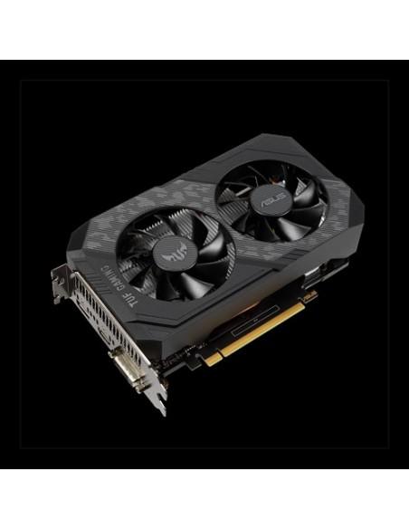 ASUS TUF Gaming TUF-GTX1650-O4GD6-GAMING NVIDIA GeForce GTX 1650 4 GB GDDR6 Asus 90YV0EH0-M0NA00 - 3