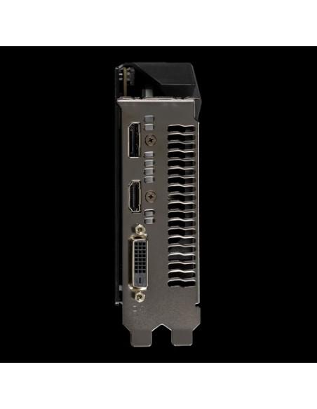 ASUS TUF Gaming TUF-GTX1650-O4GD6-GAMING NVIDIA GeForce GTX 1650 4 GB GDDR6 Asus 90YV0EH0-M0NA00 - 6
