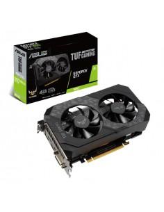 ASUS TUF Gaming TUF-GTX1650-4GD6-GAMING NVIDIA GeForce GTX 1650 4 GB GDDR6 Asus 90YV0EH1-M0NA00 - 1