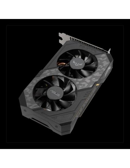 ASUS TUF Gaming TUF-GTX1650-4GD6-GAMING NVIDIA GeForce GTX 1650 4 GB GDDR6 Asus 90YV0EH1-M0NA00 - 4