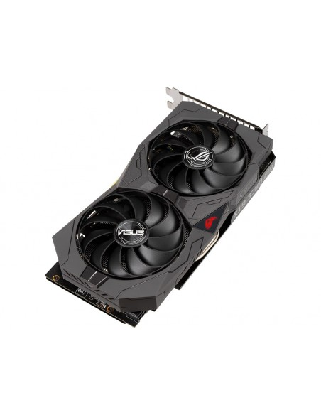 ASUS ROG -STRIX-GTX1650 -4GD6-GAMING NVIDIA GeForce GTX 1650 4 GB GDDR6 Asus 90YV0EI1-M0NA00 - 4