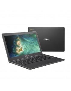 """ASUS Chromebook C403NA-FQ0004 kannettava tietokone 35.6 cm (14"""") 1366 x 768 pikseliä Intel® Celeron® 4 GB LPDDR4-SDRAM 32 eMMC A"""
