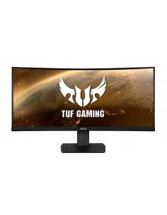 "ASUS TUF Gaming VG35VQ 88.9 cm (35"") 3440 x 1440 pikseliä UltraWide Dual Quad HD LED Musta Asustek 90LM0520-B01170 - 1"