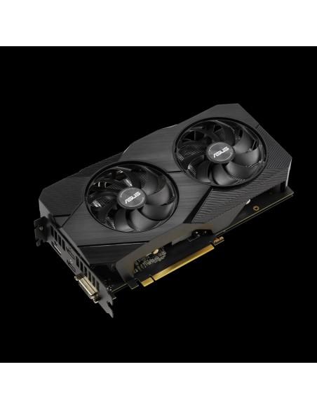 ASUS Dual -RTX2060-A6G-EVO NVIDIA GeForce RTX 2060 6 GB GDDR6 Asustek 90YV0CH3-M0NA00 - 6