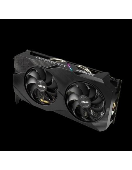 ASUS Dual -RTX2060-A6G-EVO NVIDIA GeForce RTX 2060 6 GB GDDR6 Asustek 90YV0CH3-M0NA00 - 9