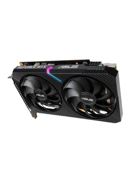 ASUS Dual -RTX2060-O6G-MINI NVIDIA GeForce RTX 2080 6 GB GDDR6 Asustek 90YV0CJ5-M0NA00 - 7