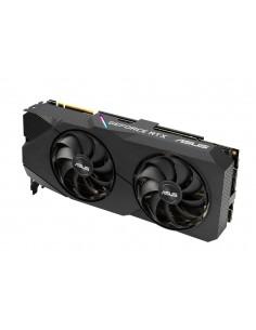 ASUS Dual -RTX2080-O8G-EVO NVIDIA GeForce RTX 2080 8 GB GDDR6 Asustek 90YV0CL0-M0NM00 - 1