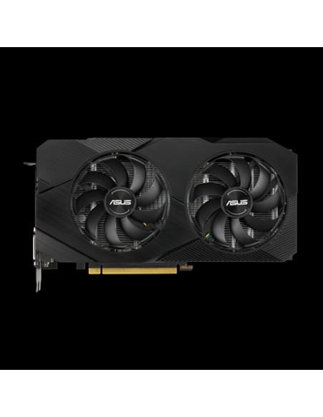 ASUS Dual -GTX1660TI-6G-EVO NVIDIA GeForce GTX 1660 Ti 6 GB GDDR6 Asustek 90YV0CR5-M0NA00 - 2