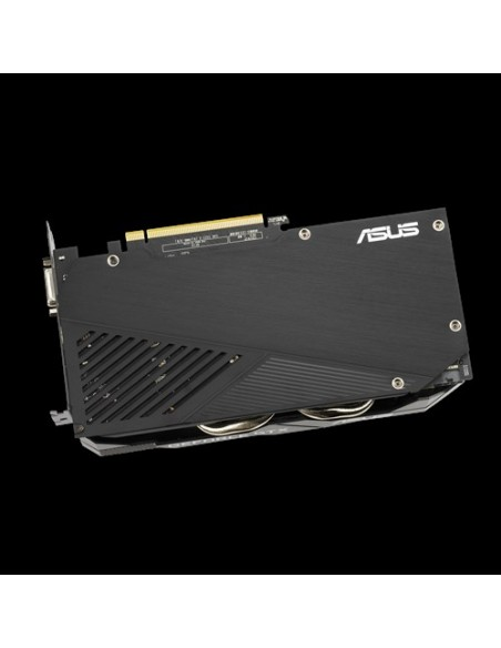 ASUS Dual -GTX1660TI-6G-EVO NVIDIA GeForce GTX 1660 Ti 6 GB GDDR6 Asustek 90YV0CR5-M0NA00 - 5