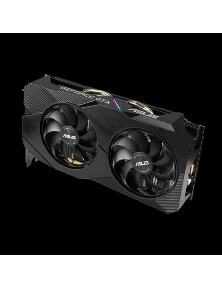 ASUS Dual -GTX1660TI-6G-EVO NVIDIA GeForce GTX 1660 Ti 6 GB GDDR6 Asustek 90YV0CR5-M0NA00 - 6