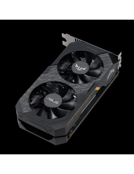 ASUS TUF Gaming TUF-GTX1650-4G-GAMING NVIDIA GeForce GTX 1650 4 GB GDDR5 Asustek 90YV0CV5-M0NA00 - 4