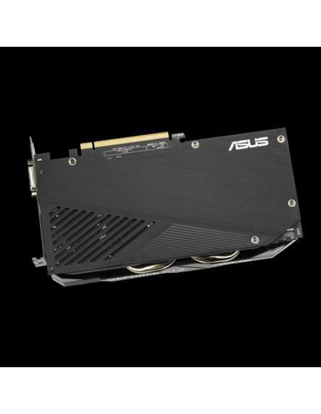 ASUS Dual -GTX1660-O6G EVO NVIDIA GeForce GTX 1660 6 GB GDDR5 Asustek 90YV0D11-M0NA00 - 6