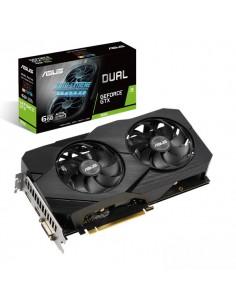 ASUS Dual GTX1660-6G-EVO NVIDIA GeForce GTX 1660 6 GB GDDR5 Asustek 90YV0D14-M0NA00 - 1