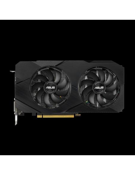 ASUS Dual GTX1660-6G-EVO NVIDIA GeForce GTX 1660 6 GB GDDR5 Asustek 90YV0D14-M0NA00 - 2