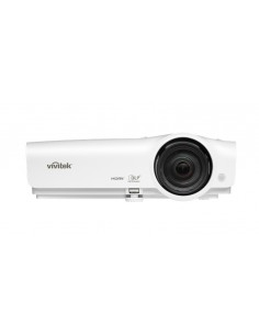 Vivitek DX281-ST film projector 3200 ANSI lumens 1024 x 768 pixels White Vivitek DX281-ST - 1