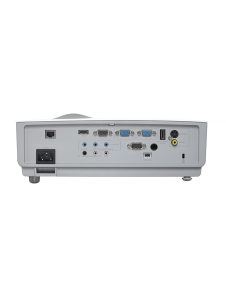 Vivitek DX881ST data projector Desktop 3300 ANSI lumens DLP XGA (1024x768) White Vivitek DX881ST - 4