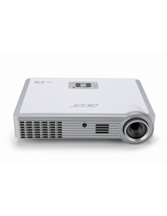 Acer Travel K335 dataprojektori Pöytäprojektori 1000 ANSI lumenia DLP WXGA (1280x800) Valkoinen Acer MR.JG711.002 - 1